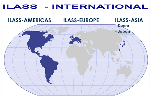 ILASS INTERNATIONAL MAP